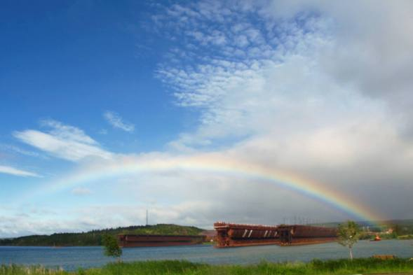 Two Harbors Rainbow